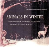 animals in winter by henrietta bancroft pdf